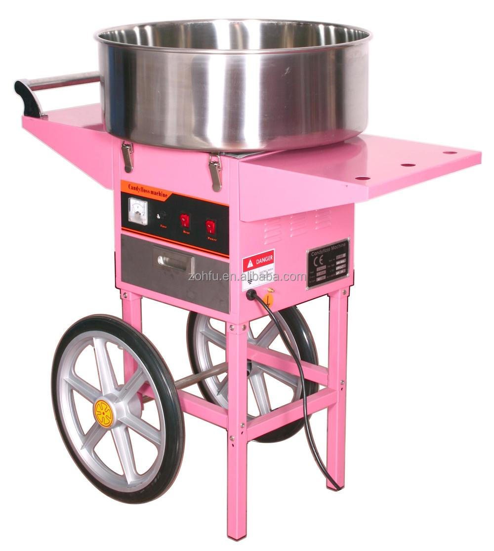 Candy Cotton Machine/used Commercial Cotton Candy Machine ...