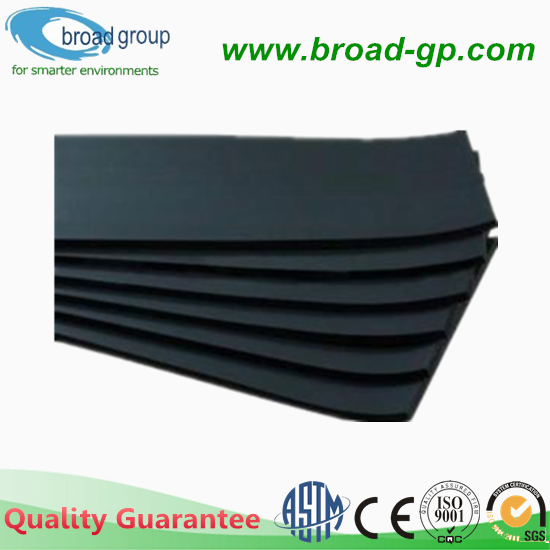 HighQuality Black EPDM Closed Cell Foam Rubber Sheet