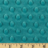 China Manufacture 100% Polyester Cuddle Minky Dot Fabric