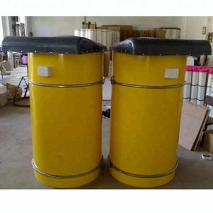 Cement Silo Filter and cement cartridge dust collector