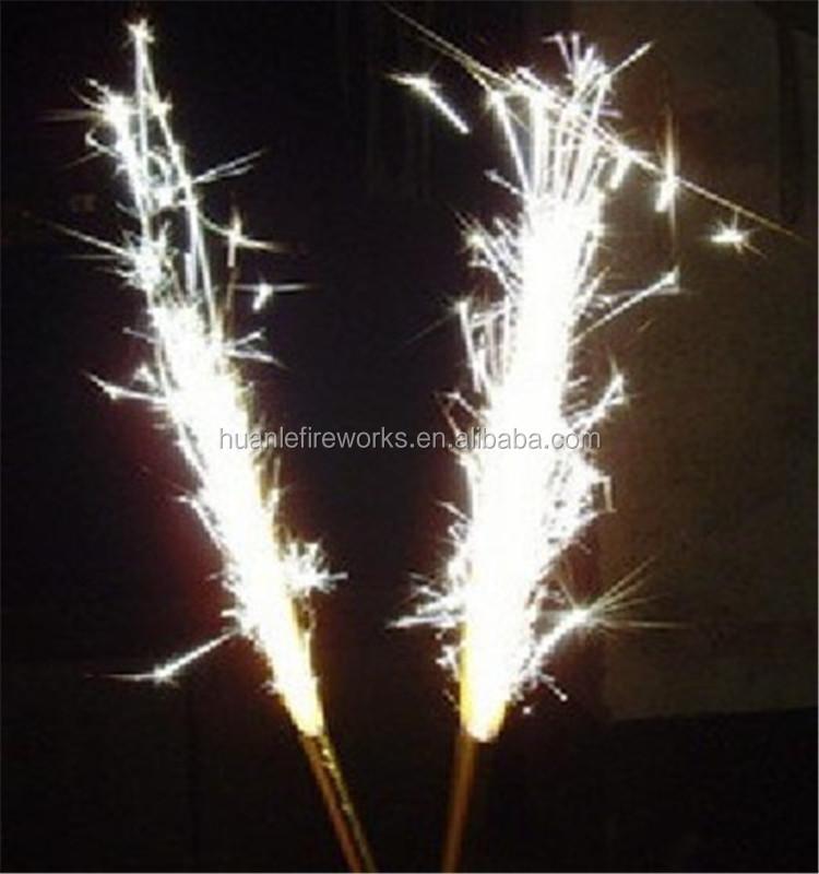 10CM 35second Magic Birthday Candle Sparkler Happy Fireworks