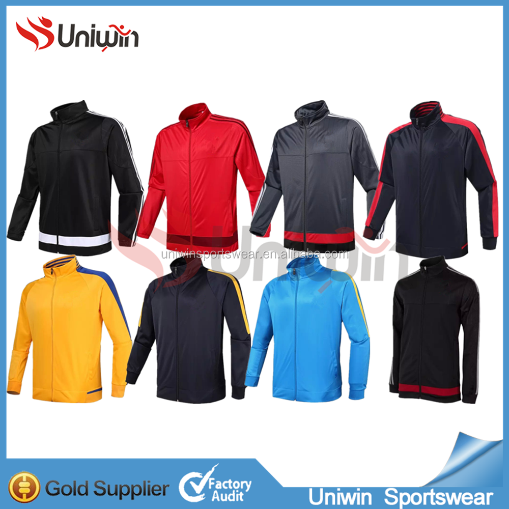 2016/17 season football jackets wholesale, soccer jacket top thai quality