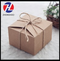 new Arrived blank unique craft paper manufacturer cheap wholesale handmade custom paper box