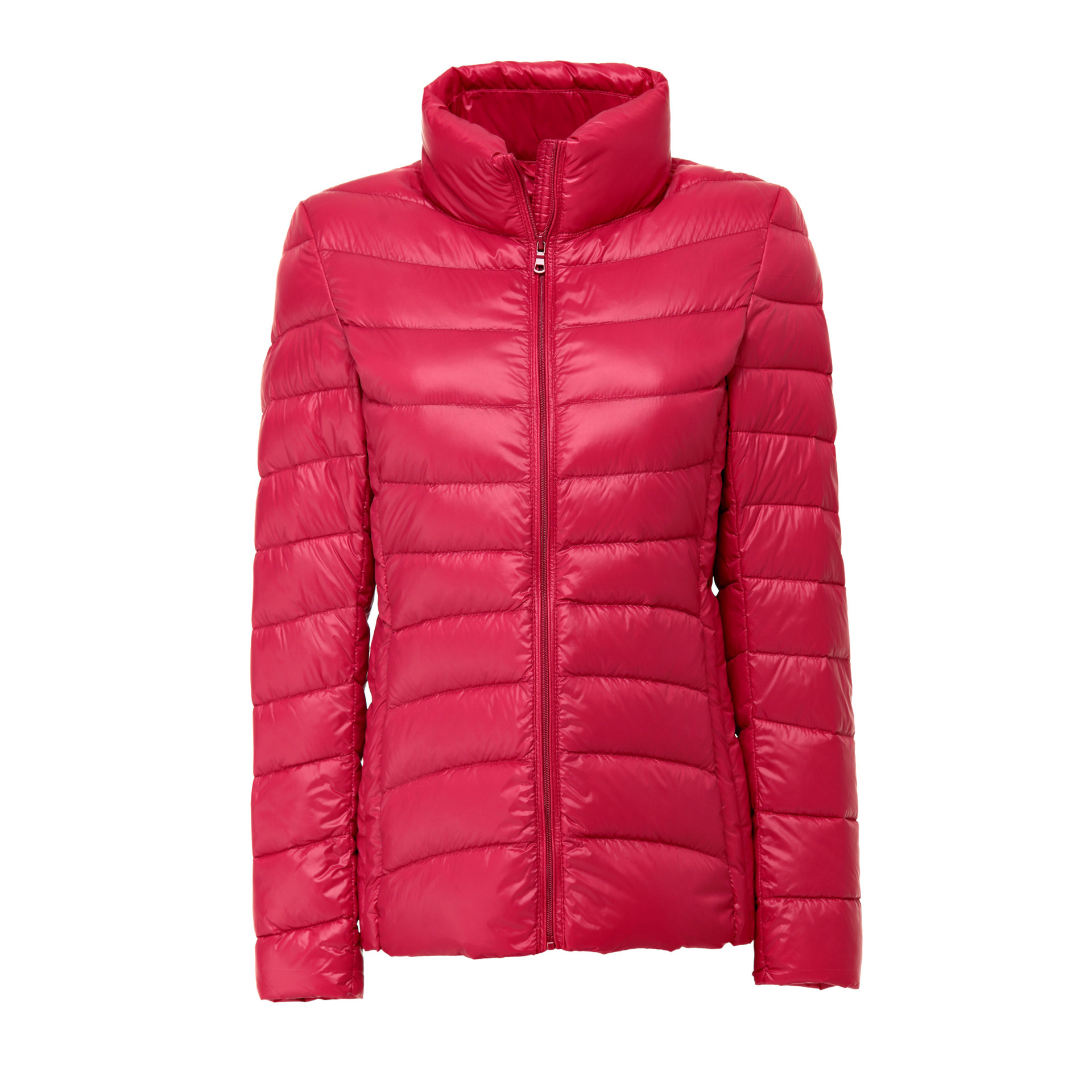 Women Duck Down Padded Jacket Down Padded Woman Winter Warm Coat Slim Down Padded Long Section Women Coat Clothing Plus Size