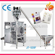 JT-460F fully automatic pillow bag or gusset bag automatic powder packing machine system