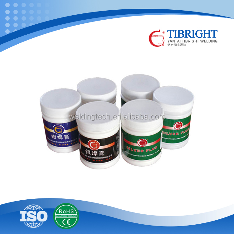 A1CD106 Silver Brazing Flux Paste Soldering Tin