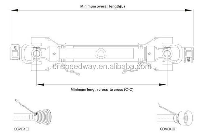 Kubota B7100 Headlight Assembly : Kubota parts diagrams drive shaft tractor engine