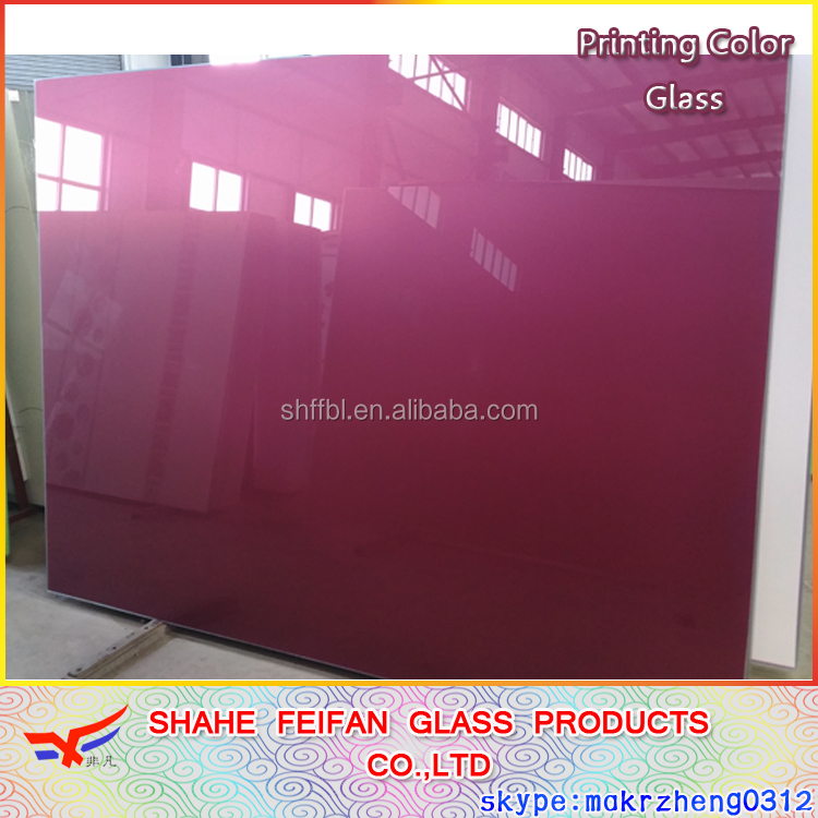 Kitchen Cabinet Door Color Lacquered Glass Panels Factory