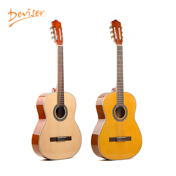 "High quality china best 39"" classical guitar manufacturer"