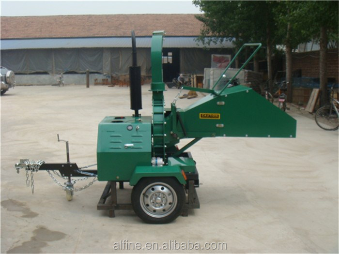 New design high efficiency honda engine wood chipper