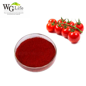 Pure Lycopene Powder (Tomato Extract) for Hard Capsules