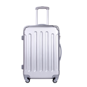 e184a95d9 Luggage Set 3 Piece ABS Trolley Suitcase Spinner Hardshell Lightweight  Suitcases