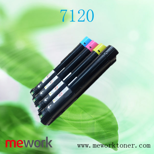Compatible toner for Xerox WorkCentre 7120 copier toner