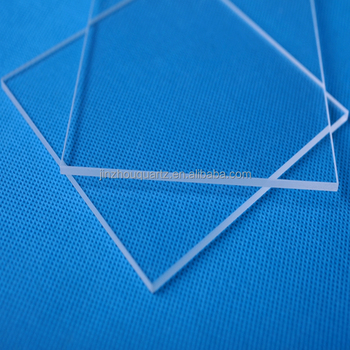 High Quality Fused Silica Quartz Glass Sheet for high temperature
