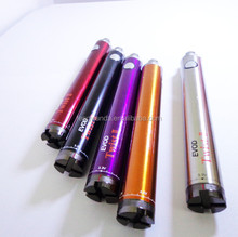 Ego Evod Twist 2 , new coming 1600mAh rechargeable battery