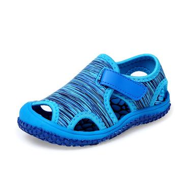 Children Sandals Rubber Sole Baby Girls