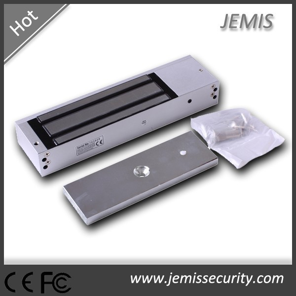 Single Maglock Automatic Door Lock with Magnetic Contact(JM-280GF)