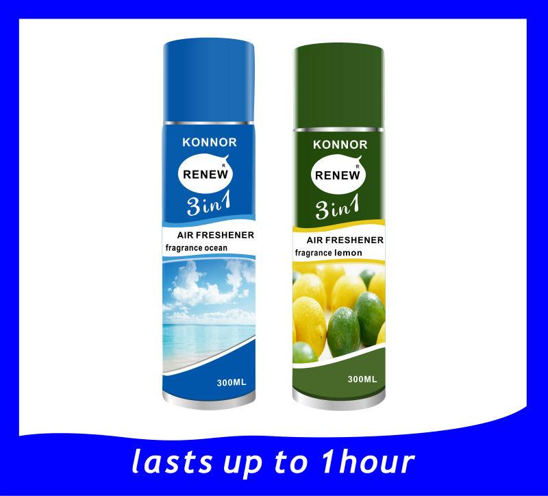 Renew Spray Machine Household Hotel Room Deodorizer Car Air Freshener  Dispenser