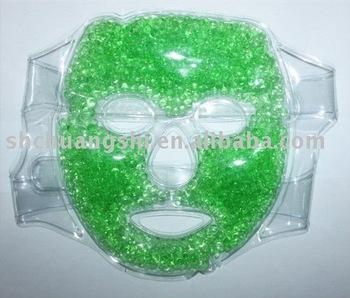 masque facial froid