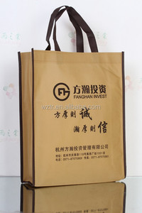 printed shopping bags non-woven cloth bag,bags made of cloth