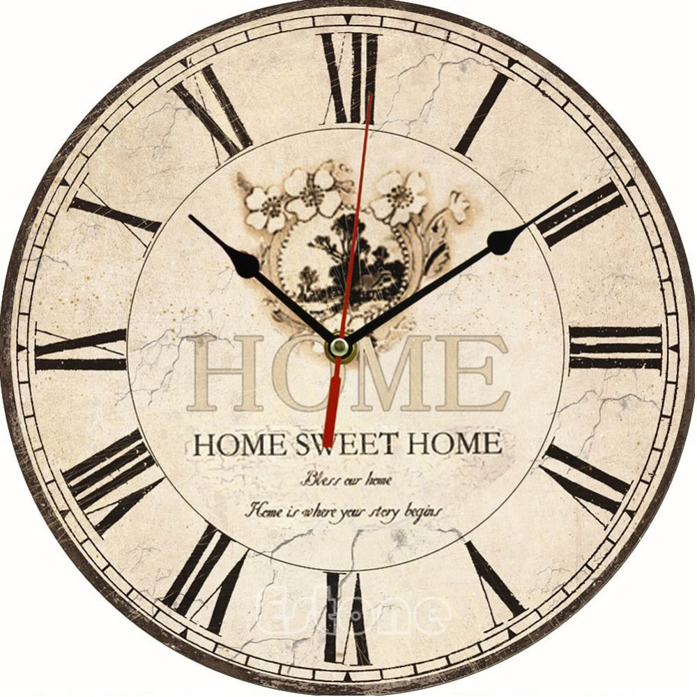 Country Style Kitchen Clocks
