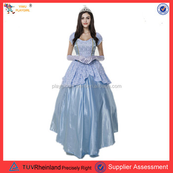 Pgwc-1294 Newest Halloween Cosplay Costume Cheap Adult Princess ...