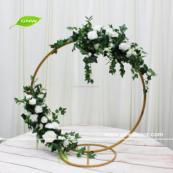 Gnw New Arrival Table Centerpiece Flower Circle Buy New Arrival