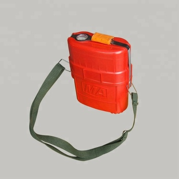 Coal Mine Self Contained Compressed Oxygen Self Rescuer Breathing Apparatus