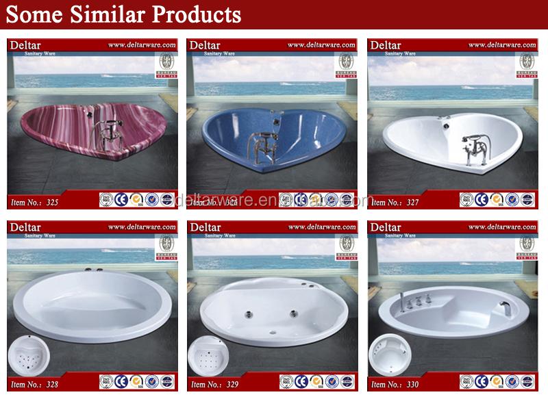 Hot Sale Copper Color Bath Tub,Transparent Bath Tub,Foshan Factory ...