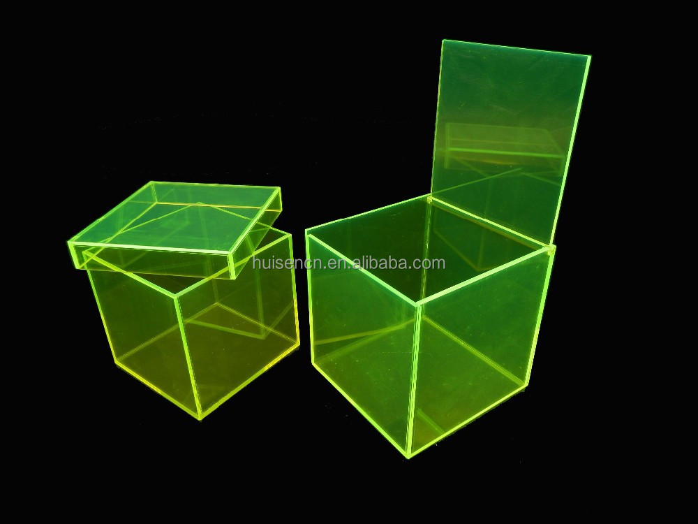 benutzerdefinierte gro handel plexiglas w rfel boxen mit deckel werk foshan speicherkasten und. Black Bedroom Furniture Sets. Home Design Ideas