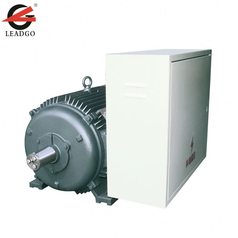 Overload Protection 10-75KW 3 Phase AC Servo Motor Winding