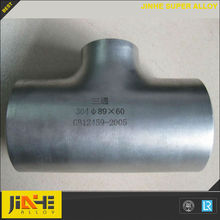 corrosion resistance nickel alloy swept tee