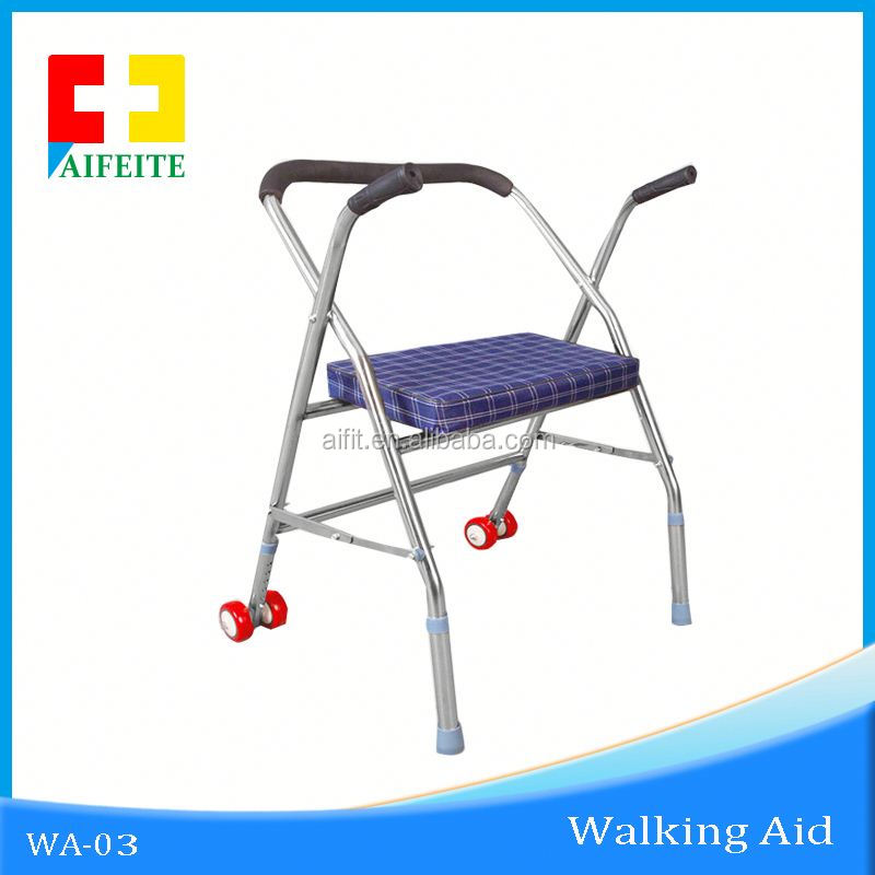 THR-RF-CD205 Medical Metal Walker for Old people