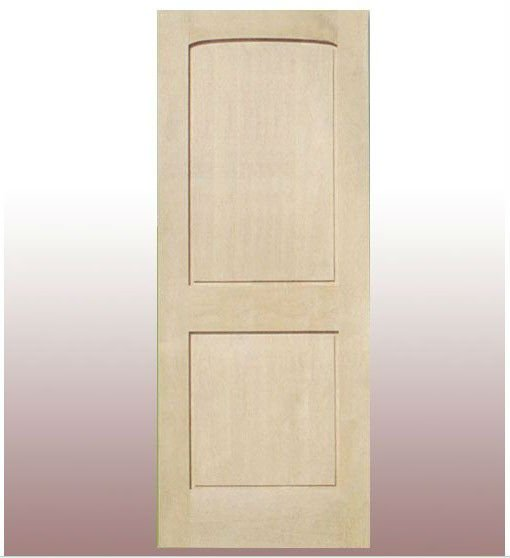 Simple Pine Wood Door - Buy Pine Wood Door,Modern Solid Wood ...