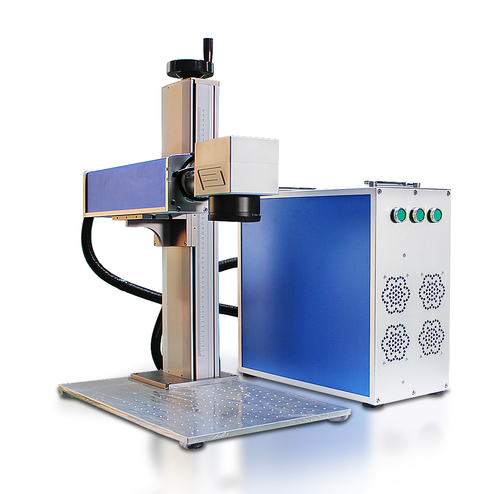 portable metal laser engraving machine fiber laser marking machine 20w stainless steel laser marking machine price