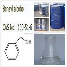 Benzyl alcohol price with Hot sale fragrance CAS:100-51-6 for perfume grade as solvent and spices agent of spices medical grade