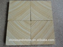 Chinese Cheap Sandstone Cultural Stone Wall Paving