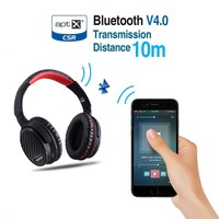 Multifunction Stereo Wireless Bluetooth 4.0 Headphone for sales