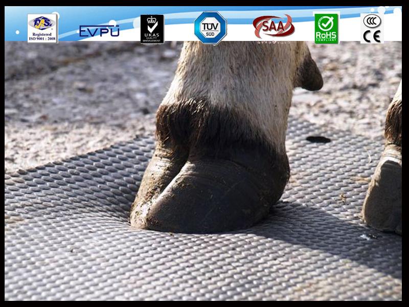 Rubber Stable Mat Rubber Cow Mat Rubber Flooring For Horse