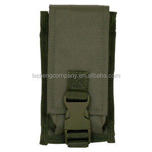 Tactical Hunting 9MM Dual Single Mag Pouch