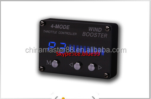 automobile fuel saver power booster some countries free shipping MODB Wind Booster throttle controller