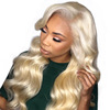 PREMIER Factory Free Shipping BEST Quality Custom Blonde Lace Front Wig Human Hair Lace Front Wigs
