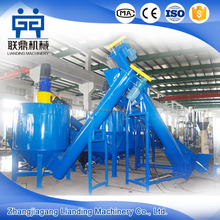 Factory Direct Sale 2000kg/h PET Bottle PP PE Film plastic scrap washing machine