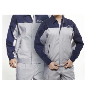 wholesale custom logo printing or embroidery high quality worker uniform