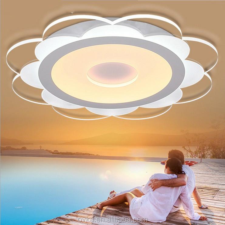 Venta al por mayor lamparas minimalistas para techo compre online ...
