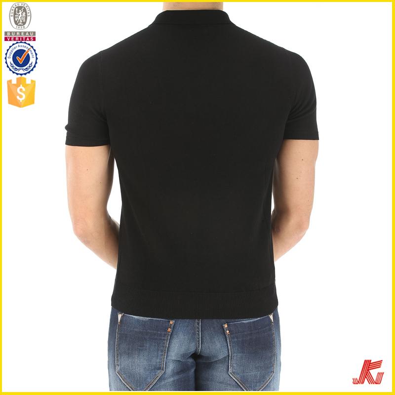 Custom Polo Shirt Plain Black Free Sample Polo Shirt - Buy Free ...