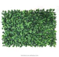 Wholesale Peppermint Artificial Fence Artificial Leaf Fence Artificial Green Fence