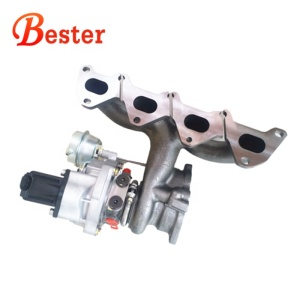 K03 Turbo 53039880099 53039880150 03C145702PV 03C145702PX 03C145702P Turbocharger for Volkswagen Polo V 1.4L TSI Engine CAVE