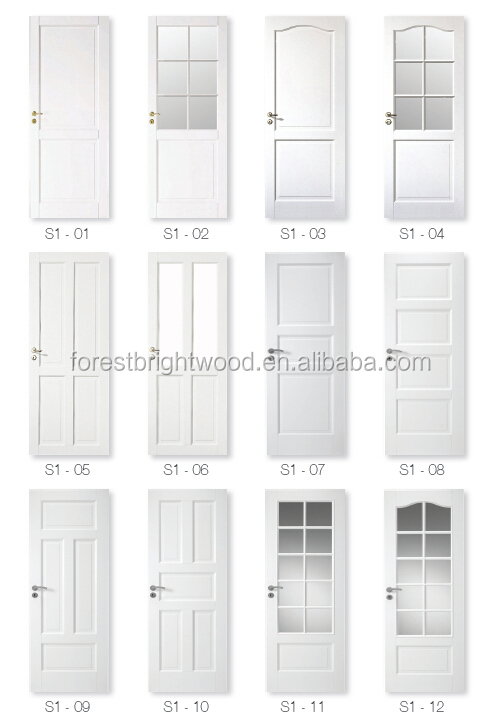 White Interior Unbreakable Frosted Glass Doors Buy Unbreakable