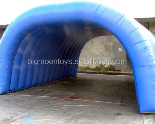 outdoor giant inflatable shelter dome tent for sale
